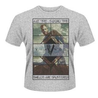 VIKINGS Axe time, Tシャツ