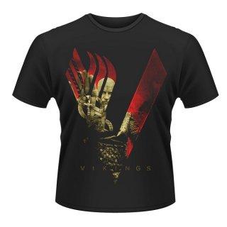 VIKINGS Blood sky, Tシャツ