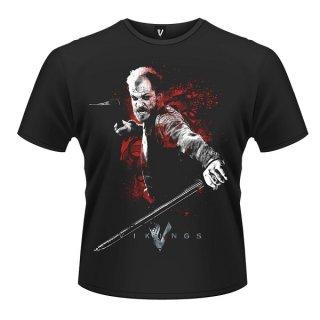 VIKINGS Floki attack, Tシャツ
