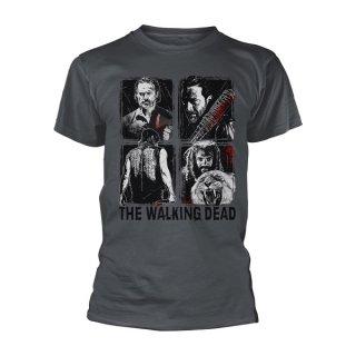 THE WALKING DEAD 4 characters, Tシャツ