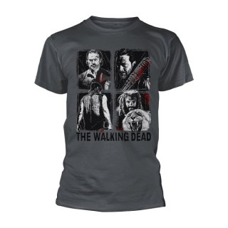 THE WALKING DEAD 4 Characters, Tシャツ