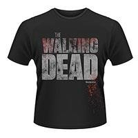 THE WALKING DEAD Splatter, Tシャツ
