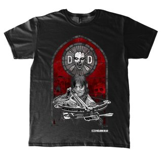 THE WALKING DEAD Stained glass, Tシャツ
