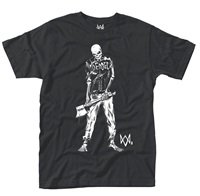 WATCH DOGS 2 Skeleton Logo, Tシャツ