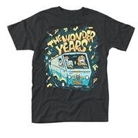 THE WONDER YEARS Wndr van, Tシャツ