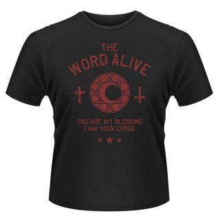 THE WORD ALIVE Curse, Tシャツ