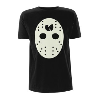 WU-TANG CLAN White Mask, Tシャツ