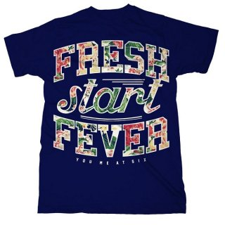 YOU ME AT SIX Fresh Start Fever, Tシャツ