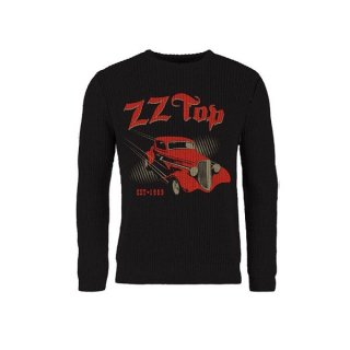 ZZ TOP Eliminator, セーター