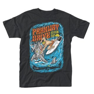 PARKWAY DRIVE Shark punch, Tシャツ