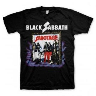 BLACK SABBATH Sabotage Vintage, Tシャツ