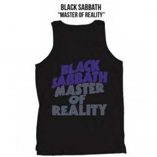 BLACK SABBATH Master Of Reality, タンクトップ