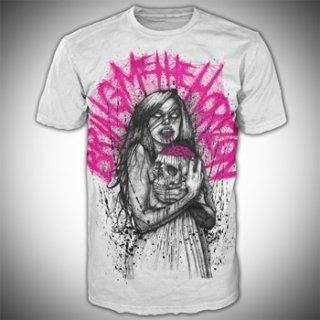 BRING ME THE HORIZON Zombie Brain, Tシャツ