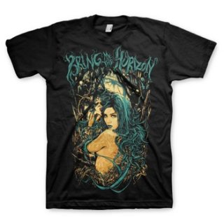 BRING ME THE HORIZON Forest Girl, Tシャツ