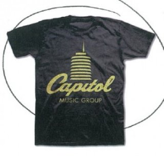 CAPITOL RECORDS Tower Logo, Tシャツ