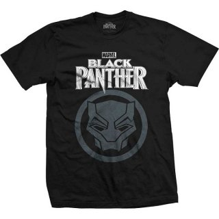 BLACK PANTHER Big Icon, Tシャツ