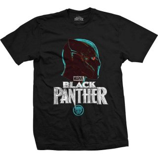 BLACK PANTHER Big Head, Tシャツ