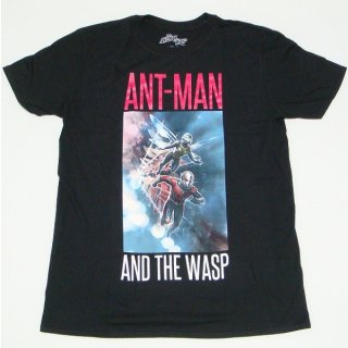 ANT MAN & THE WASP Action Block, Tシャツ