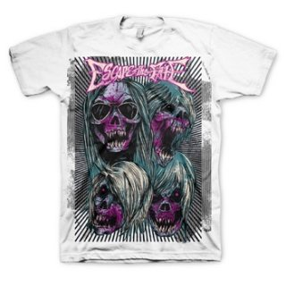 ESCAPE THE FATE Escape Ad, Tシャツ