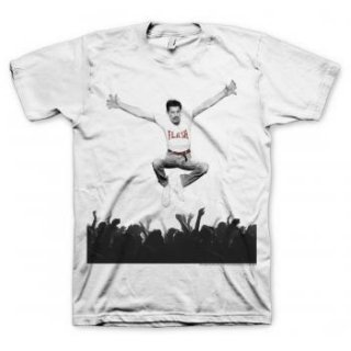FREDDIE MERCURY Flash Jump Crowd, Tシャツ