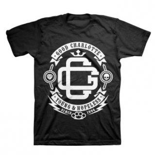 GOOD CHARLOTTE Gc-Recreate-2, Tシャツ