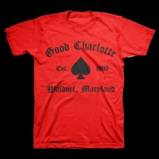 GOOD CHARLOTTE Gc-Recreate-1, Tシャツ