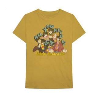 THE BEATLES Yellow Sub Vintage, Tシャツ
