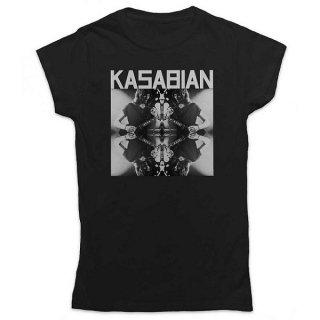 KASABIAN Solo Reflect, レディースTシャツ
