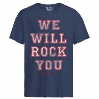 QUEEN We Will Rock You, Tシャツ