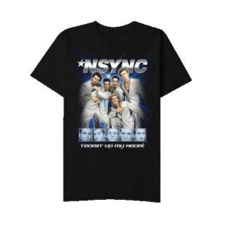 NSYNC Tearin Up My Heart, Tシャツ