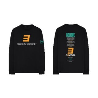 EMINEM Seize Believe, ロングTシャツ