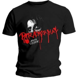 ALICE COOPER Paranormal Eyes, Tシャツ