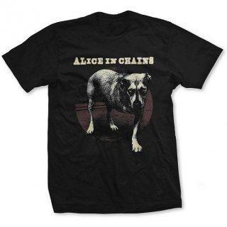 ALICE IN CHAINS Three Legged Dog, Tシャツ