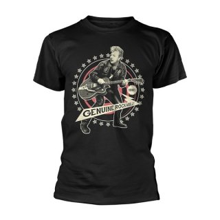 BRIAN SETZER Genuine Rockabilly, Tシャツ