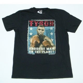 MIKE TYSON Tyson Vintage Poster, Tシャツ