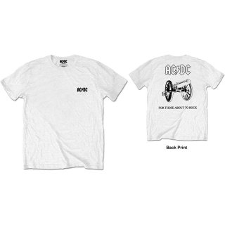 AC/DC About To Rock Wht, Tシャツ<img class='new_mark_img2' src='https://img.shop-pro.jp/img/new/icons5.gif' style='border:none;display:inline;margin:0px;padding:0px;width:auto;' />