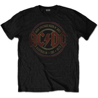 AC/DC Est. 1973, Tシャツ<img class='new_mark_img2' src='https://img.shop-pro.jp/img/new/icons5.gif' style='border:none;display:inline;margin:0px;padding:0px;width:auto;' />