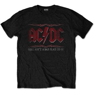 AC/DC Hell Ain't A Bad Place, Tシャツ<img class='new_mark_img2' src='https://img.shop-pro.jp/img/new/icons5.gif' style='border:none;display:inline;margin:0px;padding:0px;width:auto;' />