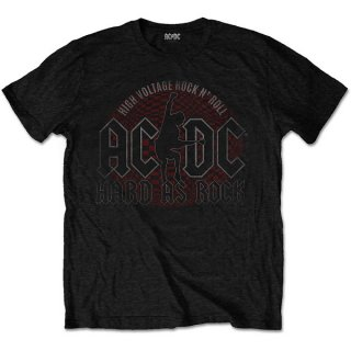 AC/DC Hard As Rock, Tシャツ<img class='new_mark_img2' src='https://img.shop-pro.jp/img/new/icons5.gif' style='border:none;display:inline;margin:0px;padding:0px;width:auto;' />