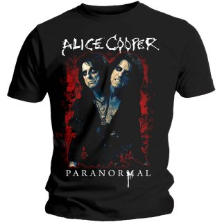 ALICE COOPER Paranormal Splatter, Tシャツ<img class='new_mark_img2' src='https://img.shop-pro.jp/img/new/icons5.gif' style='border:none;display:inline;margin:0px;padding:0px;width:auto;' />