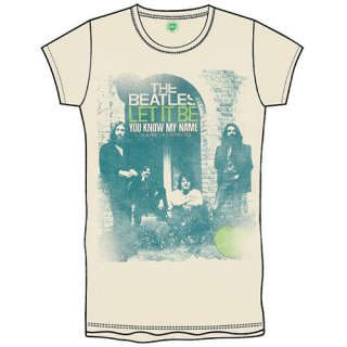 THE BEATLES et It Be/you Know My Name, Tシャツ