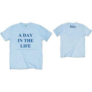 THE BEATLES A Day In The Life, Tシャツ<img class='new_mark_img2' src='https://img.shop-pro.jp/img/new/icons5.gif' style='border:none;display:inline;margin:0px;padding:0px;width:auto;' />
