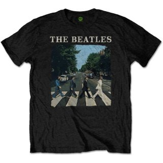THE BEATLES Abbey Road & Logo 3, Tシャツ<img class='new_mark_img2' src='https://img.shop-pro.jp/img/new/icons5.gif' style='border:none;display:inline;margin:0px;padding:0px;width:auto;' />