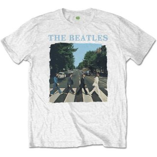 THE BEATLES Abbey Road & Logo 6, Tシャツ<img class='new_mark_img2' src='https://img.shop-pro.jp/img/new/icons5.gif' style='border:none;display:inline;margin:0px;padding:0px;width:auto;' />