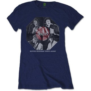 THE BEATLES Budokan Octagon 2, Tシャツ<img class='new_mark_img2' src='https://img.shop-pro.jp/img/new/icons5.gif' style='border:none;display:inline;margin:0px;padding:0px;width:auto;' />