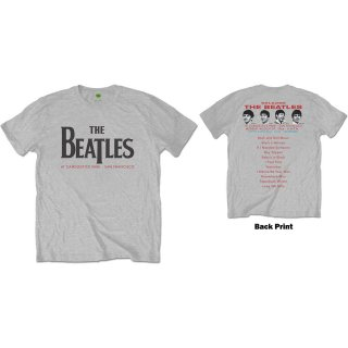 THE BEATLES Candlestick Park, Tシャツ