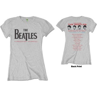 THE BEATLES Candlestick Park 2, Tシャツ