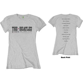 THE BEATLES Budokan Set List 2, Tシャツ<img class='new_mark_img2' src='https://img.shop-pro.jp/img/new/icons5.gif' style='border:none;display:inline;margin:0px;padding:0px;width:auto;' />