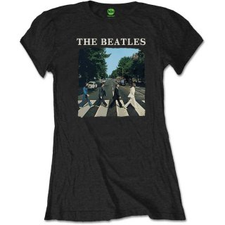 THE BEATLES Abbey Road & Logo 4, Tシャツ<img class='new_mark_img2' src='https://img.shop-pro.jp/img/new/icons5.gif' style='border:none;display:inline;margin:0px;padding:0px;width:auto;' />