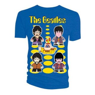 THE BEATLES Yellow Submarine Titans, Tシャツ<img class='new_mark_img2' src='https://img.shop-pro.jp/img/new/icons5.gif' style='border:none;display:inline;margin:0px;padding:0px;width:auto;' />